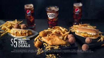 Long John Silver's $5 Reel Deals TV Spot, 'Do Your Taste Buds a Favor' - Thumbnail 9