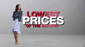 Macy's Lowest Prices of the Season TV Spot, 'Jewelry, Towels and Furniture' - Thumbnail 2