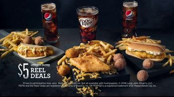 Long John Silver's $5 Reel Deals TV Spot, 'Putting Burgers on Notice' - Thumbnail 9