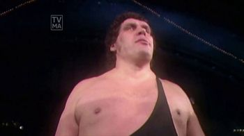 HBO TV Spot, 'Andre the Giant' - 20 commercial airings