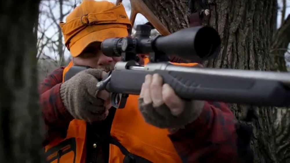 Savage Arms Model 110 TV Commercial, 'Unlock the Advantage'