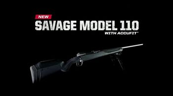 Savage Arms Model 110 TV Spot, 'Unlock the Advantage' - Thumbnail 10