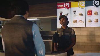 McDonald's $1 $2 $3 Dollar Menu TV Spot, 'Bacon McDouble' - Thumbnail 1