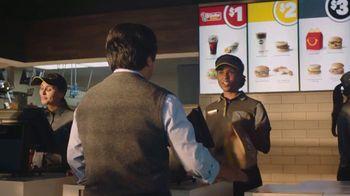McDonald's $1 $2 $3 Dollar Menu TV Spot, 'Bacon McDouble' - Thumbnail 6