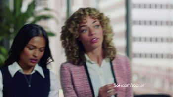 SoFi Student Loan Refinancing TV Spot, 'Work Hard' - Thumbnail 2
