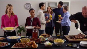 Dickey's BBQ TV Spot, 'Send Everyone Home Satisfied' - Thumbnail 1