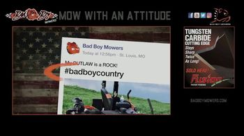 Bad Boy Mowers TV Spot, '2018 Bad Boy Country Sweepstakes' - Thumbnail 5