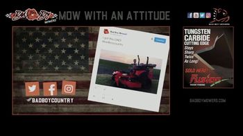 Bad Boy Mowers TV Spot, '2018 Bad Boy Country Sweepstakes' - Thumbnail 6