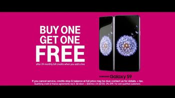 T-Mobile TV Spot, 'Samsung Galaxy S9 Buy One Get One Free: Boat' - Thumbnail 10