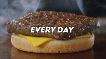 Wendy's Dave's Single TV Spot, 'Hamburgerology: NCAA' - Thumbnail 7