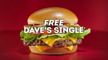 Wendy's Dave's Single TV Spot, 'Hamburgerology: NCAA' - Thumbnail 9