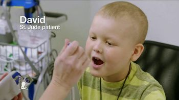 St. Jude Children's Research Hospital TV Spot, 'David' - Thumbnail 4