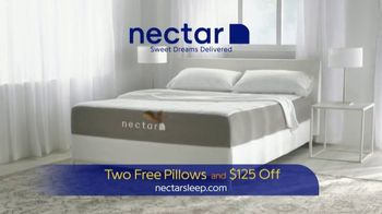 NECTAR Mattress TV Spot, 'Sweet Dreams Delivered' - Thumbnail 9