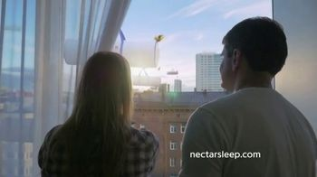 NECTAR Mattress TV Spot, 'Sweet Dreams Delivered' - Thumbnail 2