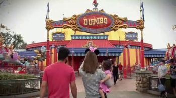 Walt Disney World TV Spot, 'Toy Story Mania' Featuring José Altuve - Thumbnail 1