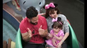 Walt Disney World TV Spot, 'Toy Story Mania' Featuring José Altuve - Thumbnail 3