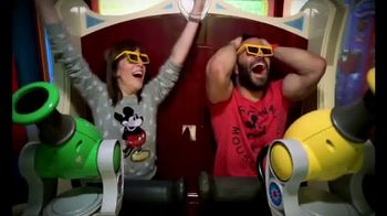 Walt Disney World TV Spot, 'Toy Story Mania' Featuring José Altuve - Thumbnail 7