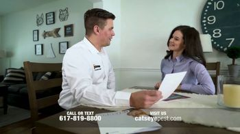 Catseye Pest Control TV Spot, 'Carpenter Ant Treatment: Removal & Control' - Thumbnail 6