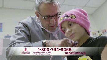St. Jude Children's Research Hospital TV Spot, 'Ayudalos' [Spanish] - Thumbnail 2