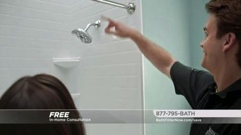 Bath Fitter TV Spot, 'Blown Away' - Thumbnail 5