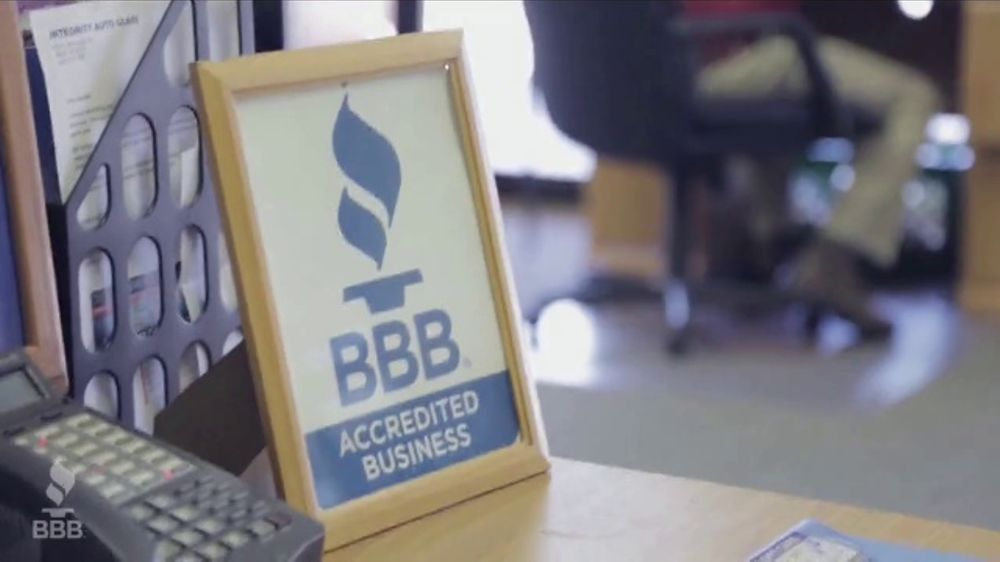 Better Business Bureau Tv Commercial A Symbol Of Trust Ispot
