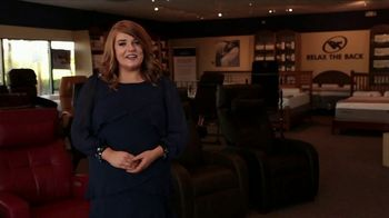 Relax the Back Clearance Sale TV Spot, 'Zero Gravity Recliners' - Thumbnail 2