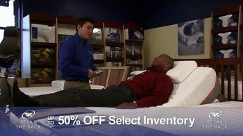 Relax the Back Clearance Sale TV Spot, 'Zero Gravity Recliners' - Thumbnail 5