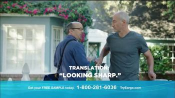Eargo Plus TV Spot, 'Misunderstanding House Painter'