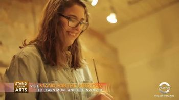 Stand for the Arts TV Spot, 'Riverviews Artspace' - Thumbnail 5
