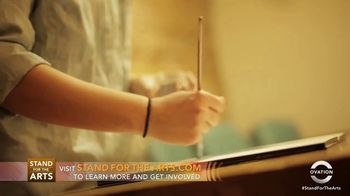 Stand for the Arts TV Spot, 'Riverviews Artspace' - Thumbnail 6