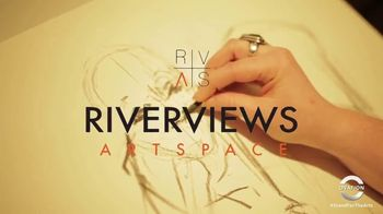 Stand for the Arts TV Spot, 'Riverviews Artspace'