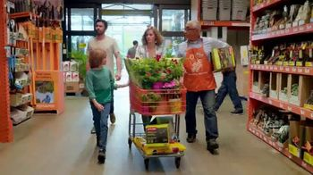 The Home Depot Spring Black Friday TV Spot, 'Own Your Outside'