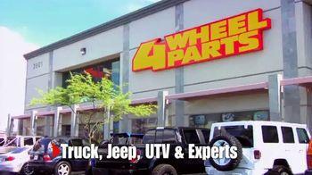 4 Wheel Parts TV Spot, 'Best Prices' - Thumbnail 2