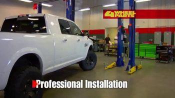 4 Wheel Parts TV Spot, 'Best Prices' - Thumbnail 4