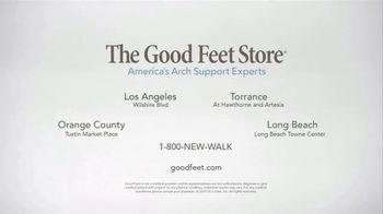The Good Feet Store TV Spot, 'Mike's Good Feet Story' - Thumbnail 10