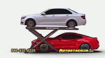 Autostacker TV Spot, 'Double Your Parking Overnight' - Thumbnail 2
