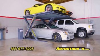 Autostacker TV Spot, 'Double Your Parking Overnight'
