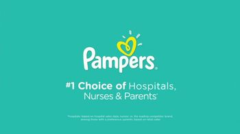Pampers Swaddlers TV Spot, 'Love at First Touch' - Thumbnail 10