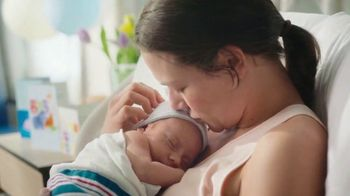 Pampers Swaddlers TV Spot, \'Love at First Touch\'