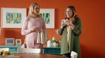 Sherwin-Williams HGTV Home Collection TV Spot, 'Color Compliment: Friend' - 844 commercial airings