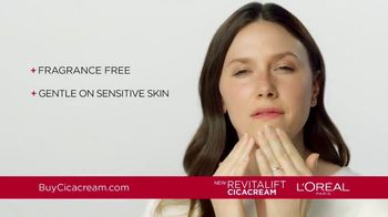 L'Oreal Revitalift Cicacream TV Spot, 'Customer Testimonials' - Thumbnail 10