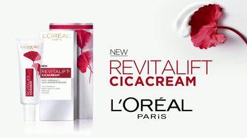 L'Oreal Revitalift Cicacream TV Spot, 'Customer Testimonials' - Thumbnail 2