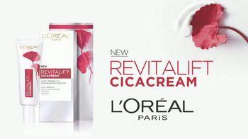 L'Oreal Revitalift Cicacream TV Spot, 'Customer Testimonials' - Thumbnail 5