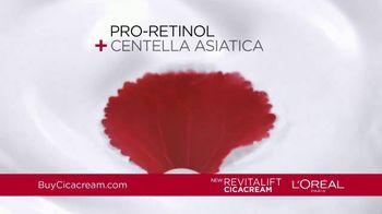 L'Oreal Revitalift Cicacream TV Spot, 'Customer Testimonials' - Thumbnail 7