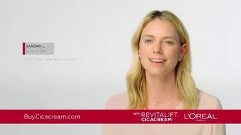 L'Oreal Revitalift Cicacream TV Spot, 'Customer Testimonials' - Thumbnail 8