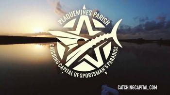 Plaquemines Parish Tourism Commission TV Spot, 'The Catching Capital' - Thumbnail 9