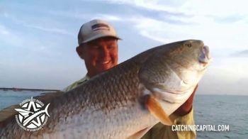 Plaquemines Parish Tourism Commission TV Spot, 'The Catching Capital' - Thumbnail 4