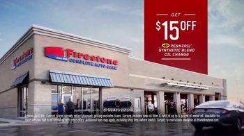 Firestone Complete Auto Care TV Spot, 'Like New: Oil Change' - Thumbnail 4