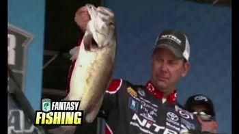 Bassmaster Fantasy Fishing TV Spot, 'Competition Is Fierce' - Thumbnail 5