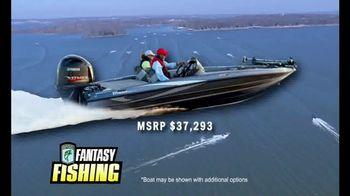 Bassmaster Fantasy Fishing TV Spot, 'Competition Is Fierce' - Thumbnail 6